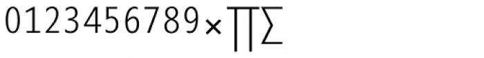 Minimala Thin Expert Font UPPERCASE
