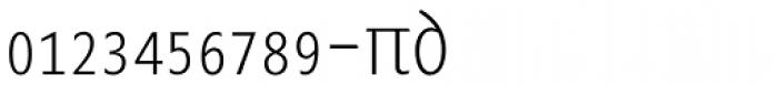 Minimala Thin Expert Font LOWERCASE