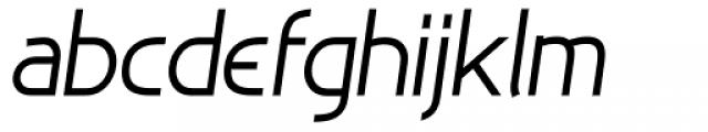 Minimalista Bold Italic Font LOWERCASE