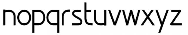 Minimalista Bold Font LOWERCASE