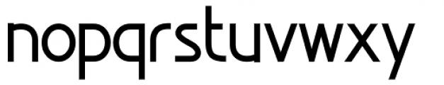 Minimalista Heavy Font LOWERCASE