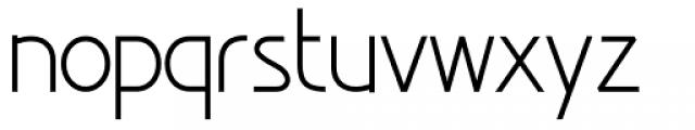 Minimalista Font LOWERCASE