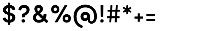 Minimo Bold Font OTHER CHARS