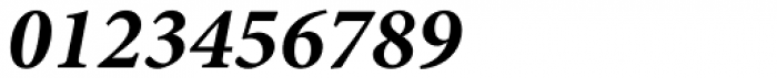 Minion Pro Bold Italic Font OTHER CHARS