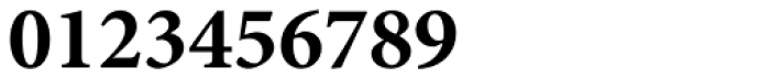 Minion Pro Bold Font OTHER CHARS