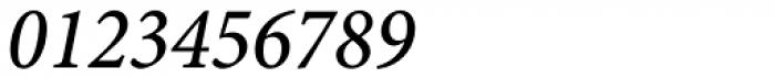Minion Pro Caption Cond Medium Italic Font OTHER CHARS