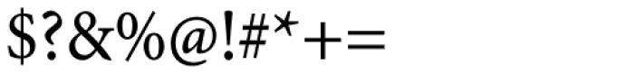 Minion Pro Caption Cond Regular Font OTHER CHARS