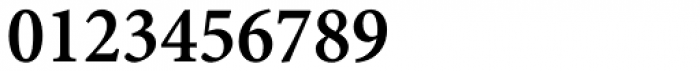 Minion Pro Caption Cond SemiBold Font OTHER CHARS