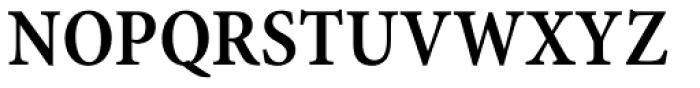 Minion Pro Caption Cond SemiBold Font UPPERCASE