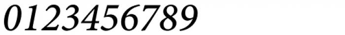 Minion Pro Caption Medium Italic Font OTHER CHARS