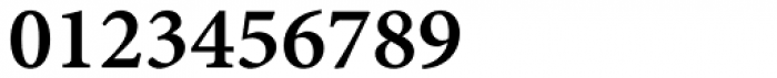 Minion Pro Caption SemiBold Font OTHER CHARS