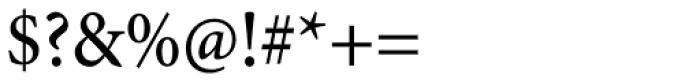 Minion Pro Cond Medium Font OTHER CHARS