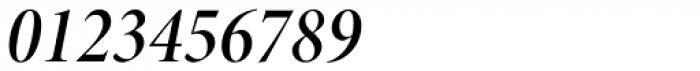 Minion Pro Display Cond SemiBold Italic Font OTHER CHARS