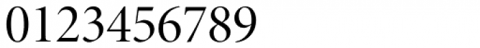 Minion Pro Display Regular Font OTHER CHARS