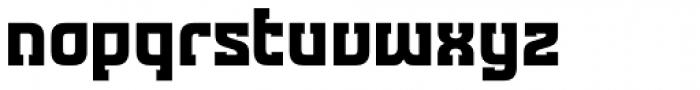 Minnesota Plaid Font LOWERCASE