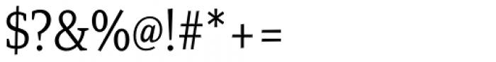 Mirantz Condensed Light Font OTHER CHARS