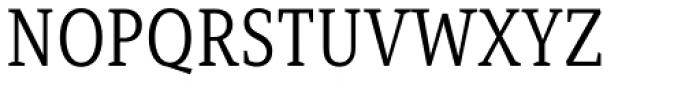 Mirantz Condensed Light Font UPPERCASE