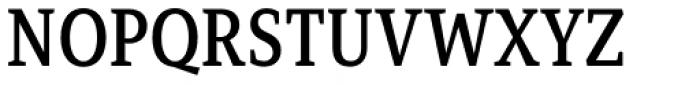 Mirantz Condensed Medium Font UPPERCASE