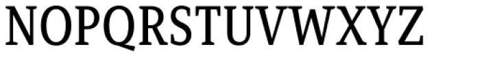 Mirantz Condensed Regular Font UPPERCASE