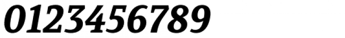 Mirantz Extended Black Italic Font OTHER CHARS