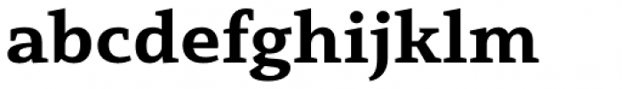 Mirantz Extended Ex Bold Font LOWERCASE