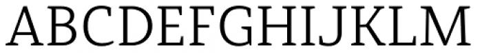 Mirantz Extended Light Font UPPERCASE
