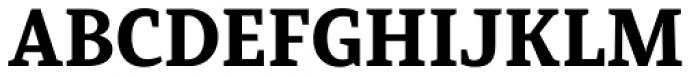 Mirantz Norm Black Font UPPERCASE