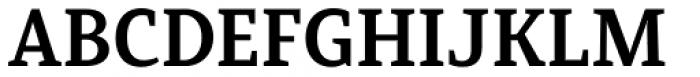 Mirantz Norm Bold Font UPPERCASE