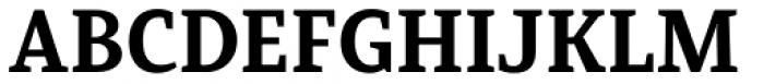 Mirantz Norm Ex Bold Font UPPERCASE