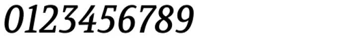 Mirantz Norm Medium Italic Font OTHER CHARS