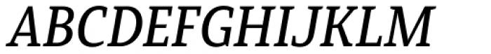 Mirantz Norm Medium Italic Font UPPERCASE