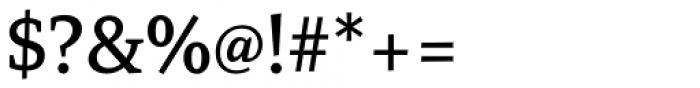 Mirantz Norm Medium Font OTHER CHARS