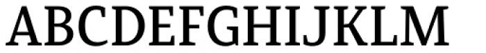 Mirantz Norm Medium Font UPPERCASE