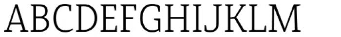 Mirantz Norm Thin Font UPPERCASE