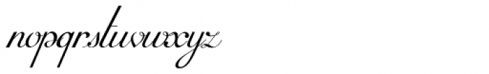 Mirella Initials Ornamentals Font LOWERCASE