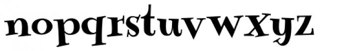 Mirla Font LOWERCASE