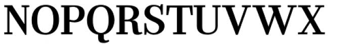 Mirta Bold Font UPPERCASE