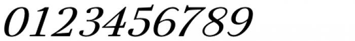 Mirta Italic Font OTHER CHARS