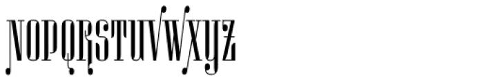 Miserichordia Alternatives Font UPPERCASE