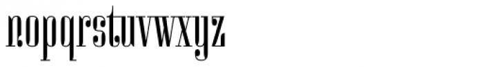 Miserichordia Font LOWERCASE