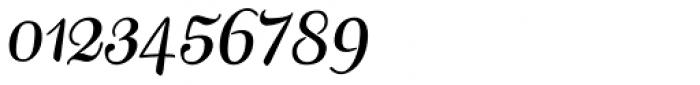 Mishka Italic Font OTHER CHARS