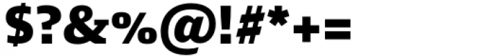 Mislab Std Extra Bold Font OTHER CHARS