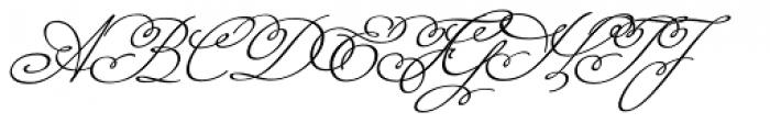 Miss Fajardose Pro Font UPPERCASE