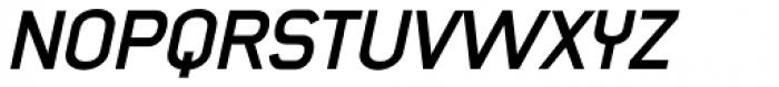 Mister Giacco Pro Bold Oblique Font UPPERCASE