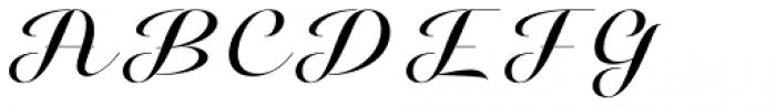 Misti's Destruction Regular Font UPPERCASE