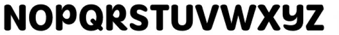 Mithella Bold Font UPPERCASE