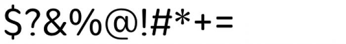 Mithella Regular Font OTHER CHARS