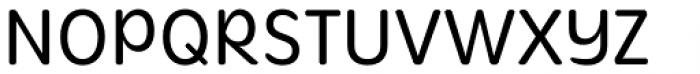 Mithella Regular Font UPPERCASE
