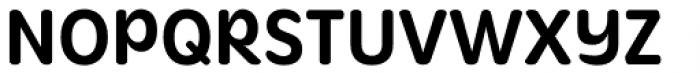 Mithella Semi Bold Font UPPERCASE