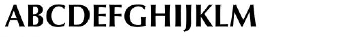 Mitra Bold Font UPPERCASE